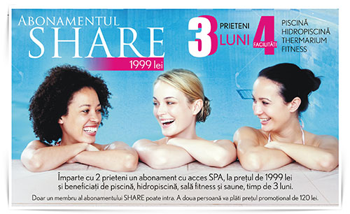 abonament share premier spa