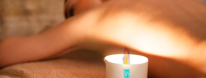 sensorial candle